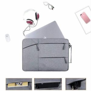 15 Inch Laptop Sleeve with Compartments