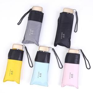 Ultralight Pocket Size Anti-UV Umbrella (Manual)
